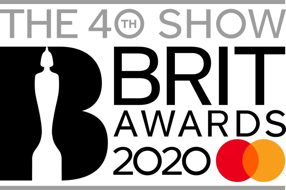 40th Brit Awards 2020 Logo