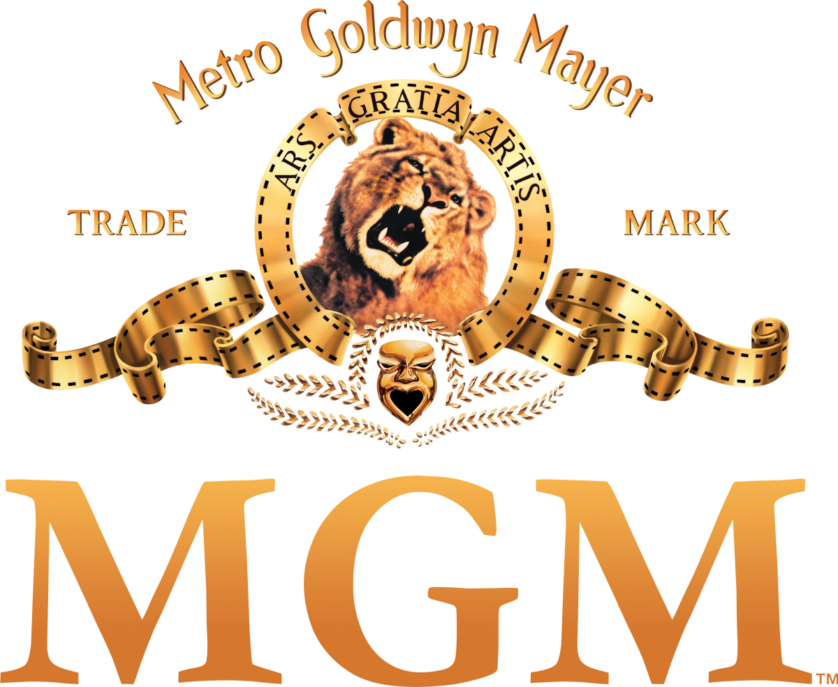 Metro Goldwyn Mayer Logo - MGM Lion