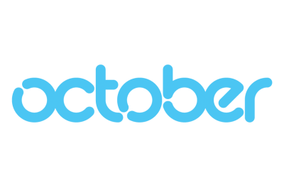 October Films Logo